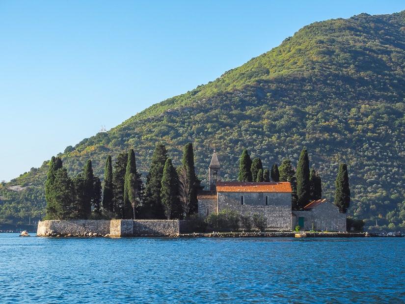 St. George Island, Perast