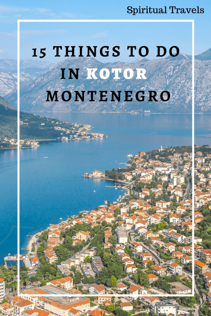 Looking for things to do in Kotor, Montenegro? This article has got you covered! | things to do in montenegro | kotor motenegro | places to visit kotor | kotor itinerary | kotor guide | visiting kotor | trip to kotor | montenegro itinerary | when to visit kotor | what to do in kotor | kotor day trips | kotor visit | one day in kotor | kotor attractions | day trip from dubrovnik | kotor old city