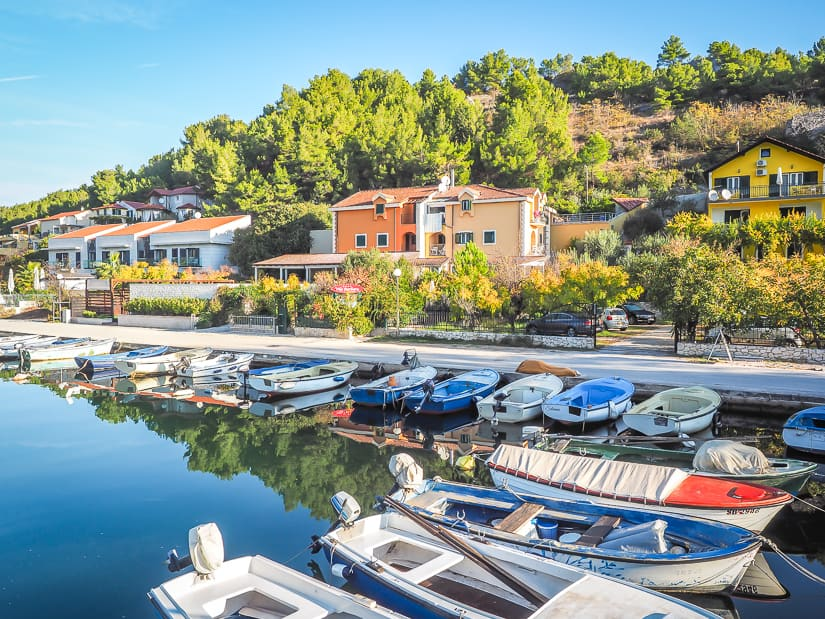 The three best places to stay in Skradin