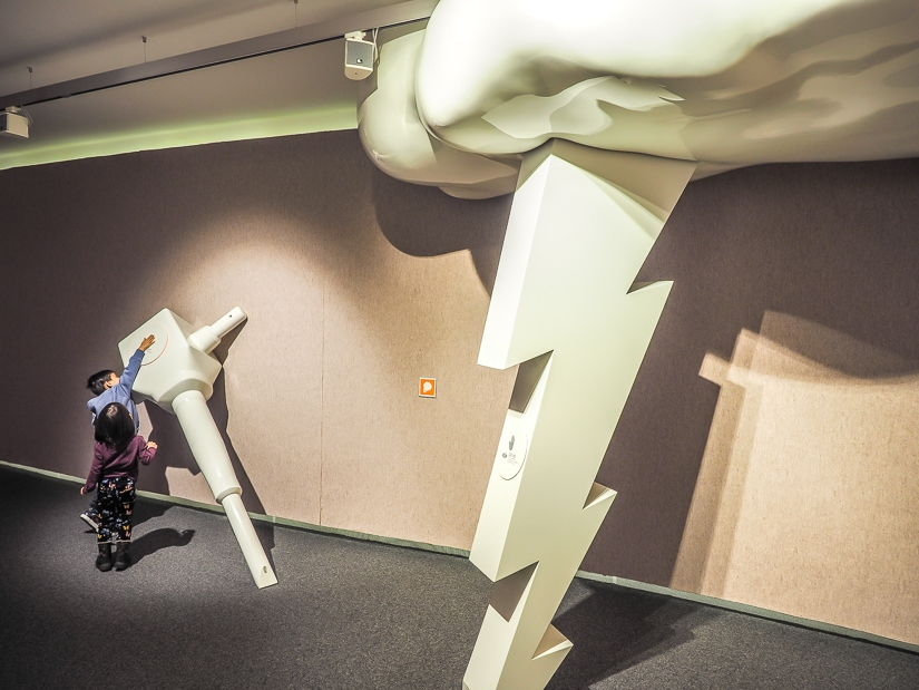 Audioversum, one of the best places to see with kids in Innsbruck, Austria