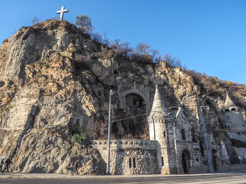 Cave Church at Gellery Hill Budapest