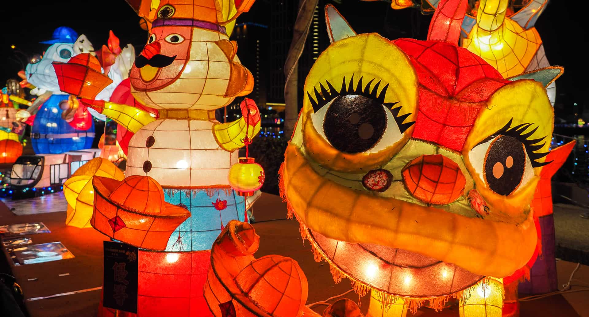 A detailed guide to traveling to Taiwan during Chinese New Year (Lunar New Year) and Taipei during Chinese New Year