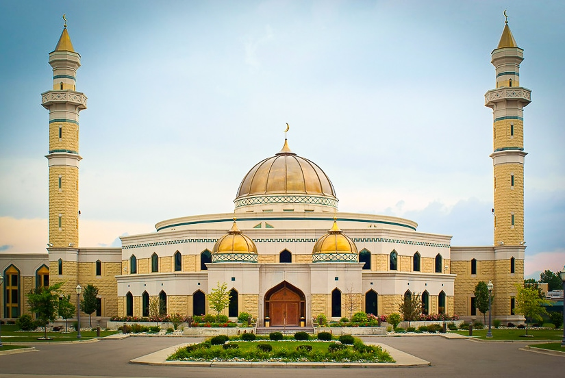 Islamic Center of America, Michigan, one of the most important sacred places in the US