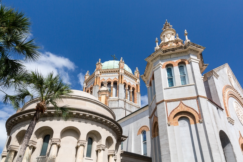 Memorial Presbyterian Church in Florida, one of the most important spiritual places in the United States
