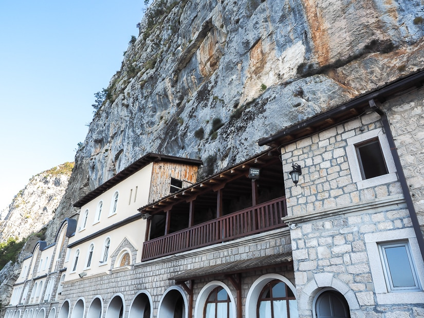 Taking a Ostrog Monastery tour is a must in Montenegro!