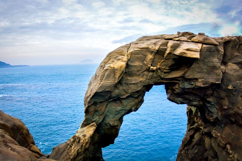 Shen'Ao Elephant Trunk Rock, Taiwan