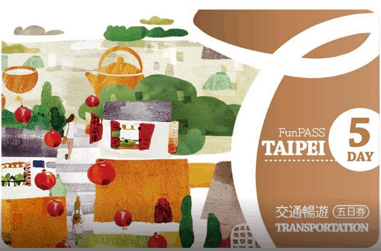 The Taipei transport fun pass