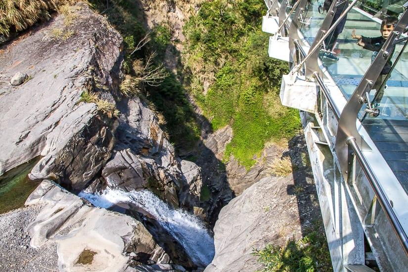 Xiao Wulai Waterfall & Skywalk, Taoyuan, an off-the-beaten-track day trip from Taipei