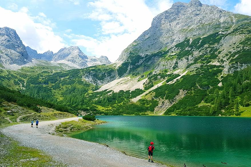 Traveling in Tirol with kids