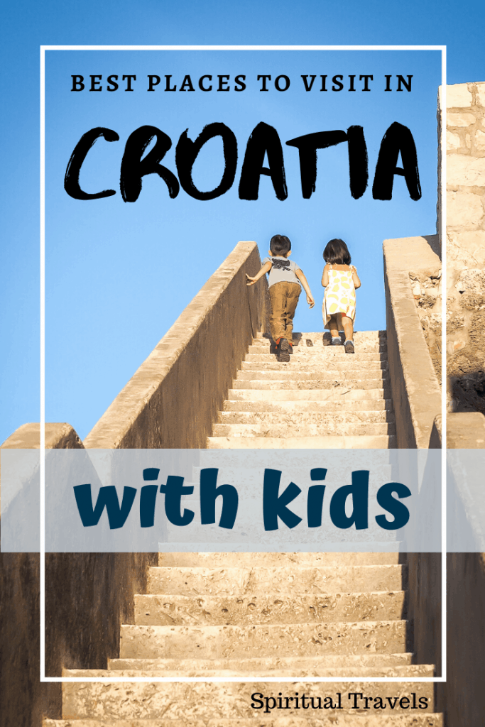 The best places to visit in Croatia with kids | croatia with children | croatia itinerary with kids | child-friendly things to do in croatia | kid-friendly things to do in croatia | family trip to croatia | traveling with kids | europe with kids