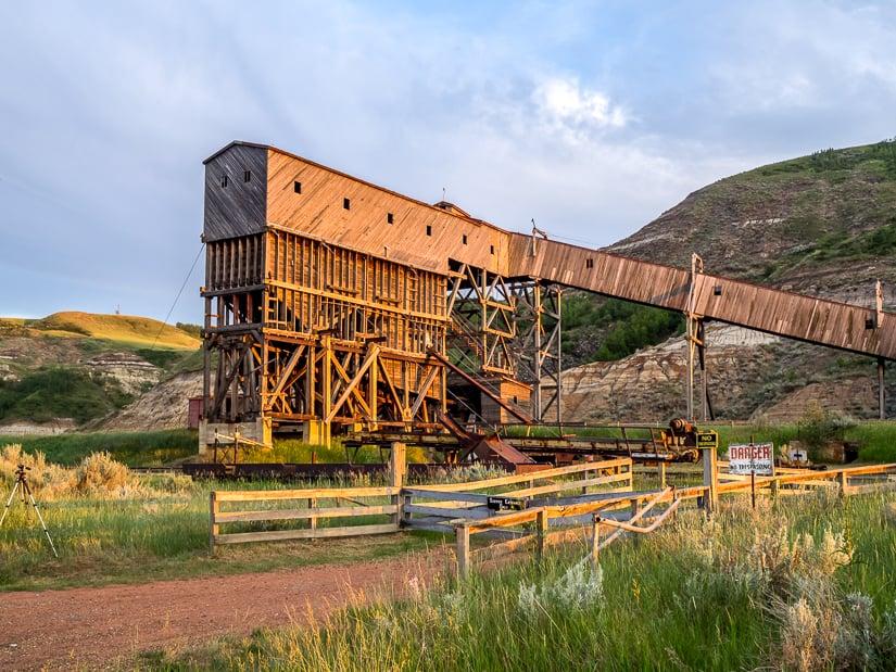 Atlas Coal Mine, Alberta