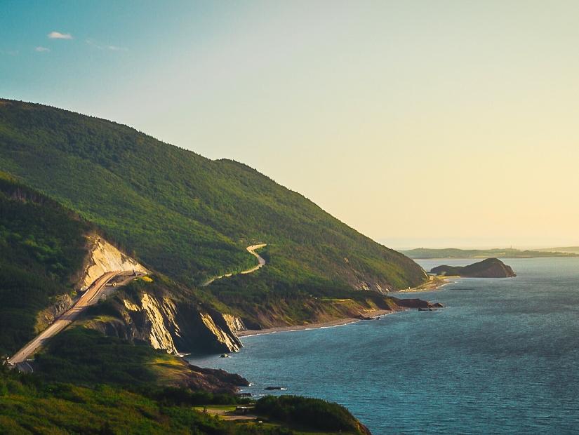 Cape Breton Highlands National Park, Nova Scotia