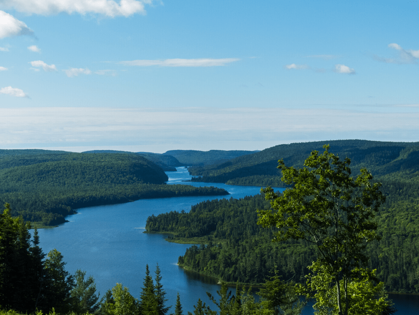 La Mauricie National Park, Quebec