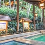 King's Resort Hot Spring in Miaoli, Taiwan in January
