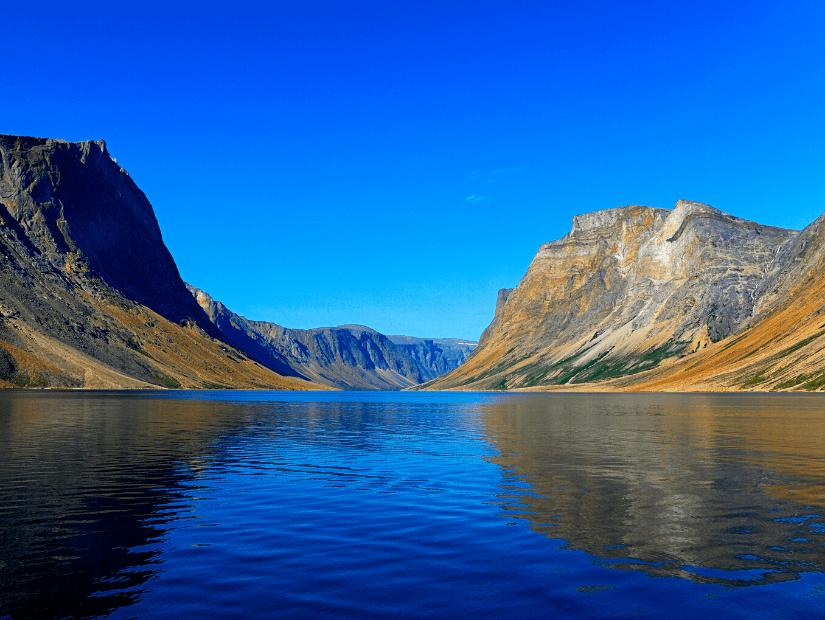 Torngat Mountains National Park, Newfoundland