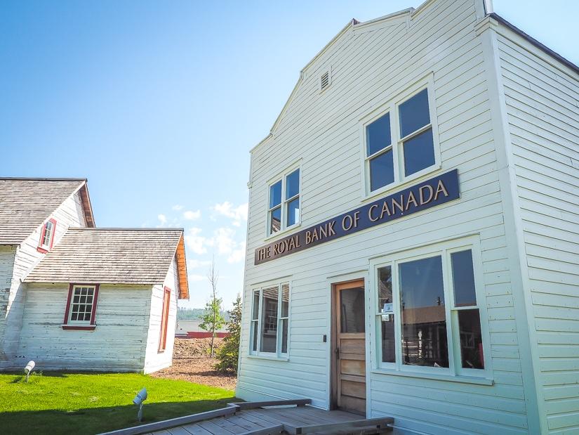 Heritage Village, Fort McMurray