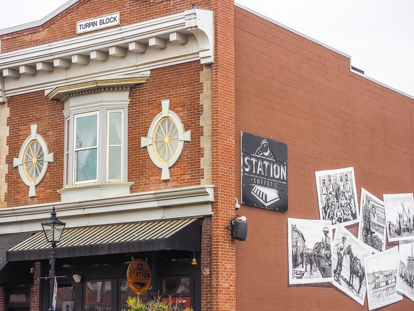 The Station, one of the best cafes in Medicine Hat