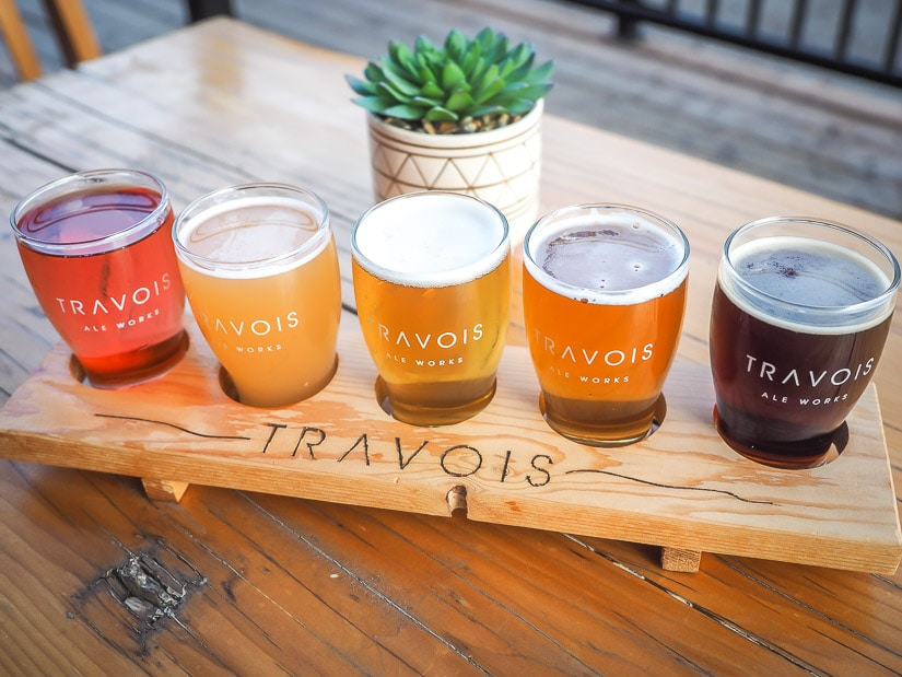Travois Ale Works, serving some of the best beer in Medicine Hat
