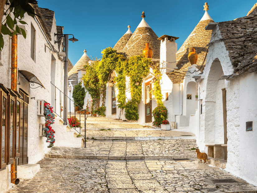 Truli houses of Puglia, an off-the-beaten-track place to visit with kids in Italy