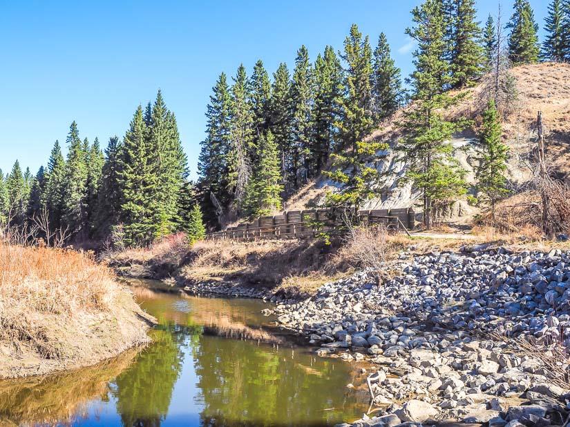 Whitemud Creek Ravine Trail